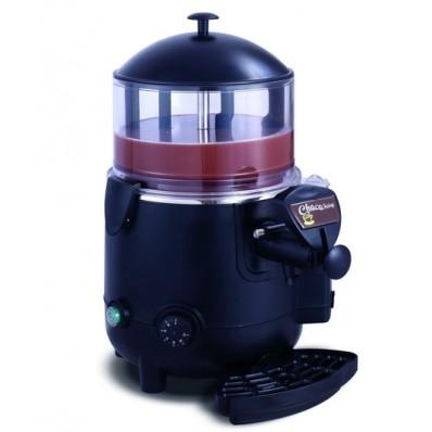 Аппарат для горячего шоколада Starfood 10L черный