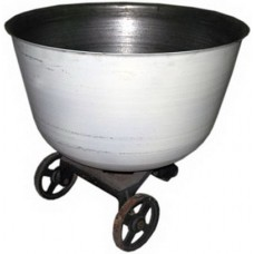 Дежа для ТММ-330 углер. с тележкой