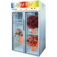 Шкаф холодильный для живых и срезанных цветов Инициатива ШХС-1,2СК