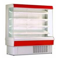Витрина холодильная Golfstream Свитязь (Sv) 120 П ВС-0,67-2,6-1-4L (эконом)