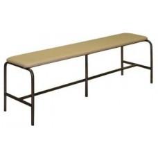 Банкетка (скамья металлическая) без спинки Д1.08.01-01