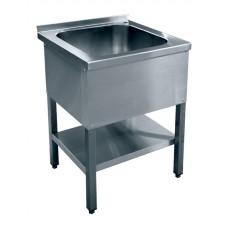 Ванна моечная Abat ВМП-6-1-5 РН нерж.