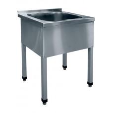 Ванна моечная Abat ВМП-6-1-5 РЧ краш.
