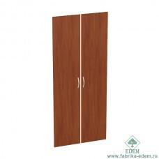 Двери высокие МДФ (2 шт.)