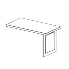 Брифинг приставка к столу руководителя Lux