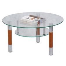 Журнальный стол Кристалл-ОК(П)