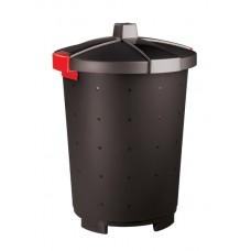 Бак для сбора отходов Restola 65 л., черный