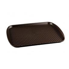 Поднос Restola 450х350 мм, коричневый