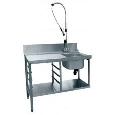 Стол предмоечный Abat СПМП-6-3 для МПК-700К/700К-01/1100К