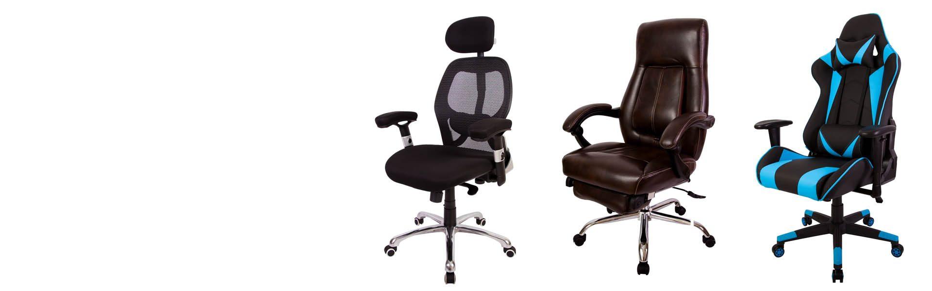 Офисные и игровые кресла