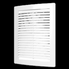 2020РЦ, Решетка вентиляционная цилиндрическая с сеткой 200х200