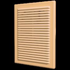1515Р, Решетка вентиляционная разъемная с сеткой 150х150