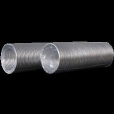 08ВА ULTRA, Воздуховод гибкий алюминиевый гофрированный, L до 3,15м