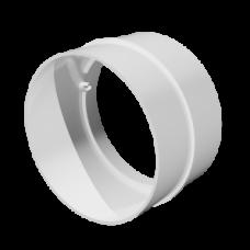 12,5СКП, Соединитель круглых воздуховодов D125
