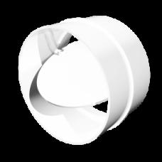 10СКПО, Соединитель круглых воздуховодов с обратным клапаном D100