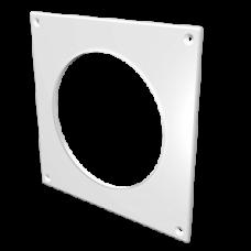 12,5НКП, Накладка торцевая 170х170, для круглого воздуховода D125