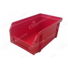 Пластиковый ящик Стелла V1 красный