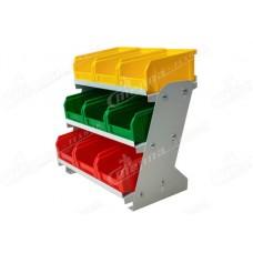 Настольный органайзер с ящиками V1 ( 9 ящиков)