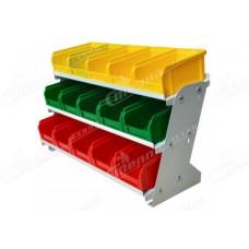 Настольный органайзер с ящиками V1 (15 ящиков)