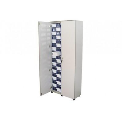 Шкаф С2-90Д с дверьми для хранения ящиков С2
