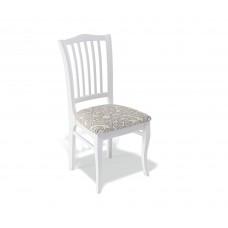 Стул 103С белый/карамель