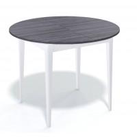 Стол Q1000, белый/ясень графит