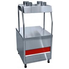 Прилавок для столовых приборов Abat ПСП-70КМ
