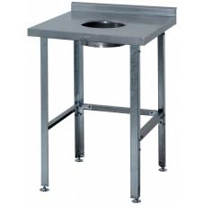Стол для сбора отходов Атеси СРО-3/600
