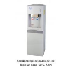 Кулер Aqua Well 1.5-JX-1-ПК белый