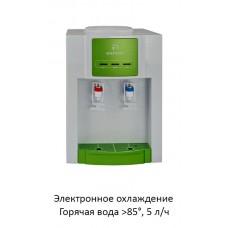 Кулер BIORAY WD 3404E Бело-зеленый