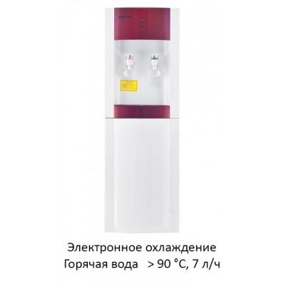 Кулер Aqua Work 16-LD/EN бело/красный