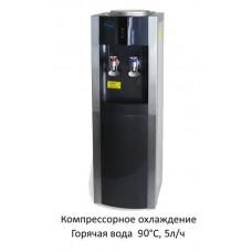 Кулер Aqua Well 16L/E ПК SILVER/GREY