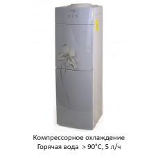 Кулер Aqua Well 2-JX-5 ПКС серый
