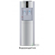 Кулер Ecotronic H1-LWD white-silver