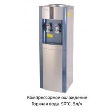 Кулер Aqua Well 16L/E ПК SILVER/BLUE