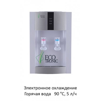 Кулер Ecotronic H1-TE White