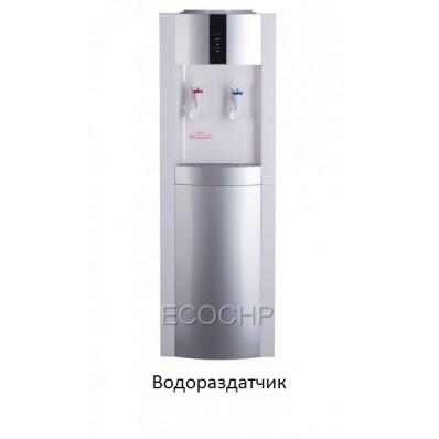 Кулер Экочип V21-LWD white-silver