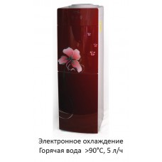 Кулер Aqua Well 2-JXD-5 ПЭС красный