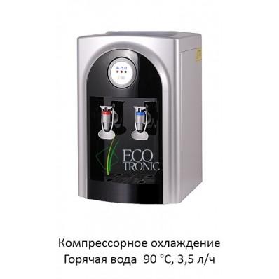 Кулер Ecotronic C21-T black