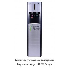 Кулер Ecotronic V4-L Black Carbo