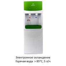 Кулер BIORAY WD 3107E бело-зеленый