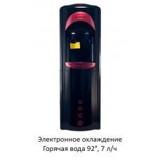 Кулер Aqua Work 16-LD/HLN черно/красный