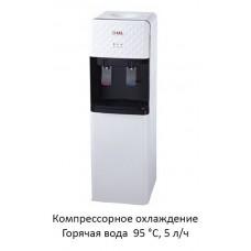 Кулер AEL LC-AEL-88c white/black