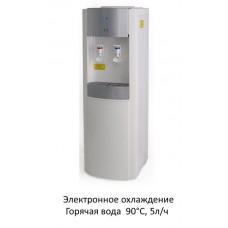 Кулер Aqua Well 89LD ПЭ серый