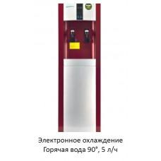 Кулер Aqua Work 16-LD/EN-ST серебро/красный