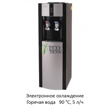 Кулер Ecotronic H1-LE Black v.2