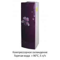 Кулер Aqua Well 2-JX-5 ПКС фиолетовый