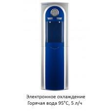 Кулер ECOCENTER G-F4EC темно-синий