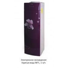 Кулер Aqua Well 2-JXD-5 ПЭС фиолетовый