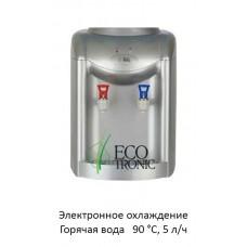 Кулер Ecotronic K1-TE silver